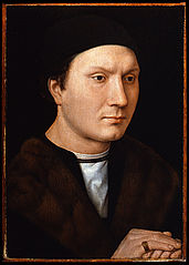 Portrait of Folco Portinari