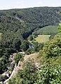 Hardegger Warte - view of Thaya west of Hardegg pic01.jpg
