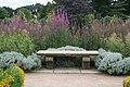 Hardwick Hall herb garden - geograph.org.uk - 1444272.jpg