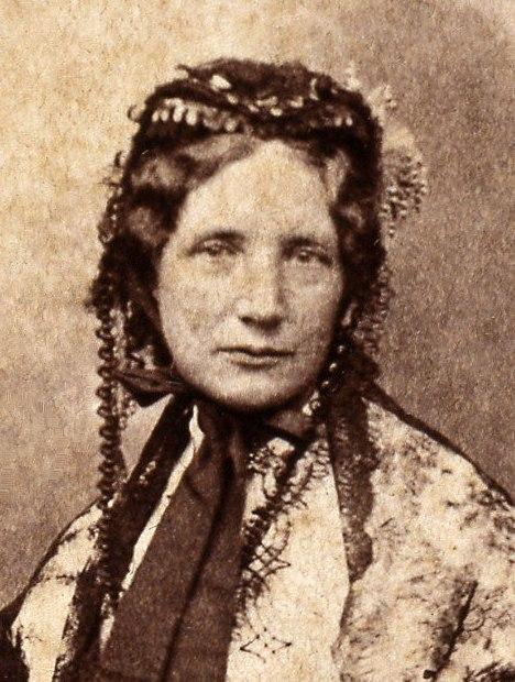 Harriet Beecher Stowe c1852