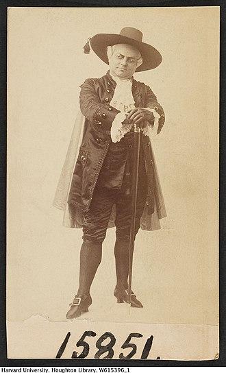 Fred Billington - Billington as Don Alhambra