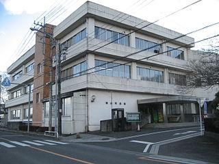Hatoyama, Saitama Town in Kantō, Japan