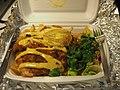 Hawaiian schnitzel from La Sirena.jpg