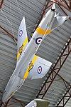 Hawker Hunter T.7A 'XL568 X' (33252950288).jpg