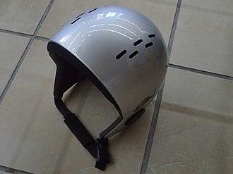 Full face diving mask - Head protection helmet for use with Ocean Reef full face diving mask