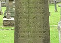 Headstone Kelso Abbey Borders 2009.jpg