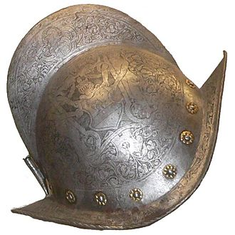 New Model Army - The Pikeman's Pot was basically a morion with a lower crown and smaller comb