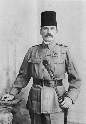 Hector MacDonald - Colonel MacDonald in Egypt
