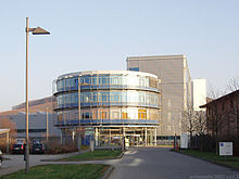 Stimme druckzentrum im industriegebiet erbaut 1995
