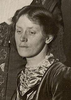 Helena Swanwick British suffragist