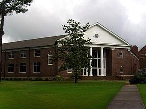 Henderson State University - Arkansas Hall