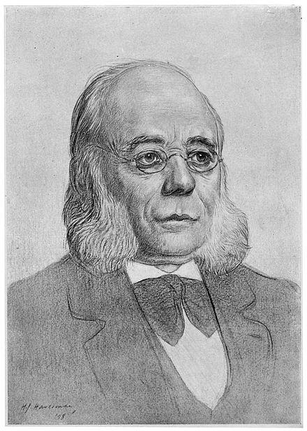 Hendrik Pierson, mede-oprichter van de Nederlandsche Vereeniging tegen de Prostitutie[36]