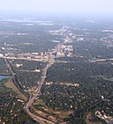 Hennepin county MN Minneapolis-BrynMawr IMG 1771 Interstate 394 from east.JPG