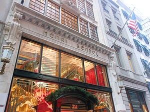 Henri Bendel - Henri Bendel On Fifth Avenue