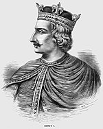 Henry I of England, from Cassell's History of England c. 1902