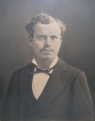 Eugène Farcot - The horologist in his youth