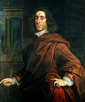 Henry Vane the Younger - Portrait by Sir Peter Lely