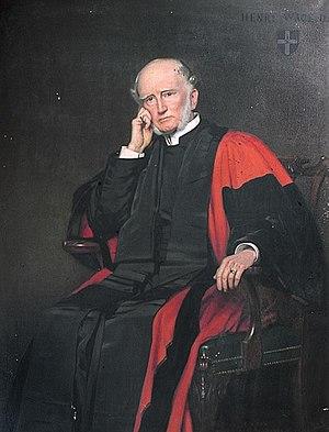 Henry Wace (priest) - Henry Wace