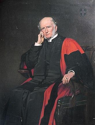 Henry Wace (priest) - Image: Henry Wace