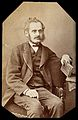 Henry Walter Bates. Photograph. Wellcome V0026005.jpg