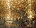 Henry Ward Ranger - Bradbury's Mill Pond, no. 2 - 1909.7.56 - Smithsonian American Art Museum.jpg