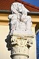 Hercegszántó, Szentháromság-szobor 2020 02.jpg