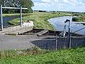 Hertogswetering (droite) et Roode Wetering (gauche).JPG