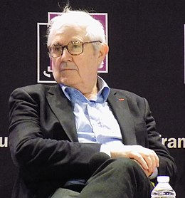 Hervé Le Bras Forum France Culture Sciences 2016.JPG