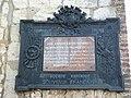 Heuringhem (Pas-de-Calais, Fr) plaquette guerre 1870.JPG