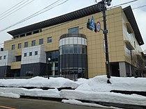 Hida City Library 20150123-1.JPG