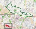 Hiddenhausen - NSG Füllenbruch - Map.png