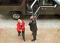 Hillary Arrives (2358358521).jpg