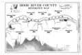 Historic Columbia River Highway, Troutdale, Multnomah County, OR HAER ORE,26-TROUT.V,1- (sheet 3 of 27).png