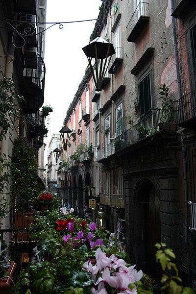File:Historic center of Naples.jpg