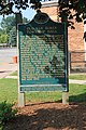 Historical Marker, Old Van Buren Township Hall, 405 Main Street, Belleville, Michigan - panoramio.jpg