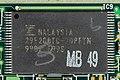 Hitachi DK239A-48 - controller board - Fujitsu 29F200TC-70PFTN-93630.jpg