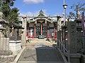 Hiyoshi-jinja (Asahi-ku, Osaka)01.jpg