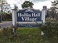 Hollin Hall Village welcome sign.jpg