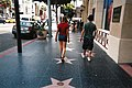 Hollywood Walk of Fame in 2004.jpg