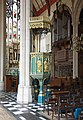 Holy Trinity, Prince Consort Road - Pulpit - geograph.org.uk - 1885367.jpg