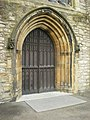 Holy Trinity Church, Kendal, Doorway - geograph.org.uk - 1245387.jpg