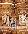 Homosexuality in Khajuraho sculpture.jpg