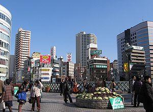 Kawaguchi, Saitama - Honchō, Kawaguchi