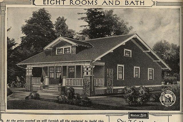 Honor bilt modern homes.