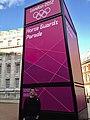 Horse Parade Grounds, The Mall, London 2012 Olympics 01.jpg