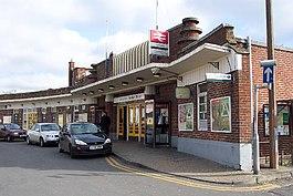 Horsham Railway Station Wikipedia