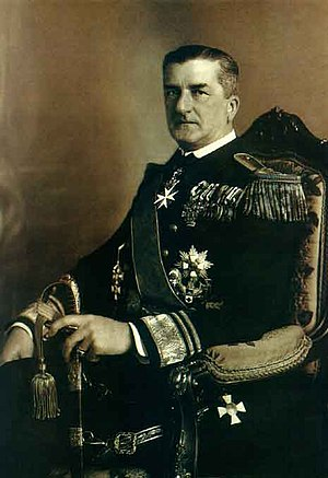 Charles I of Austria's attempts to retake the throne of Hungary - Regent Miklós Horthy