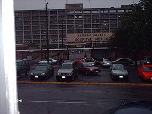 Hospital México - Image: Hospital mexico (Costa Rica)
