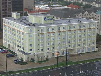 InterContinental Hotels Group - An Uptown Houston Hotel Indigo