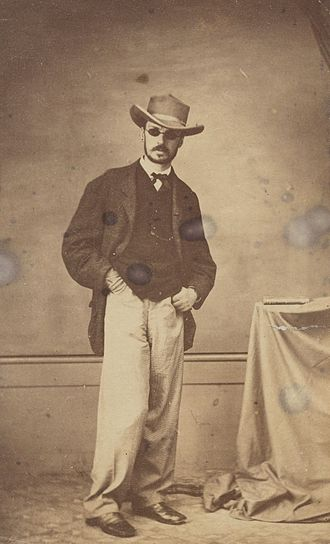 William James - William James in Brazil, 1865